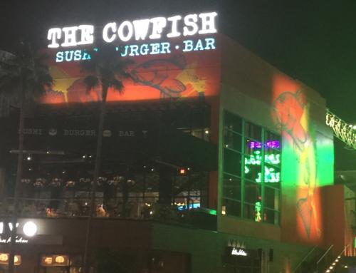 The Cowfish Sushi Burger Bar
