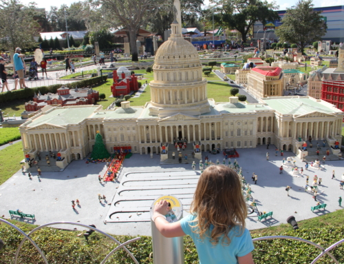 LEGOLAND Florida with kids: tips and fun activities for a one day visit