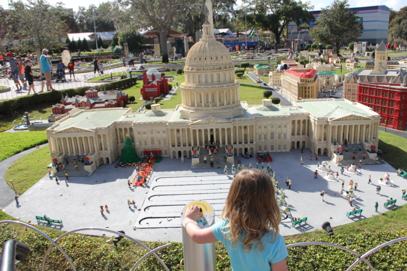 tips for a day trip to Legoland Florida