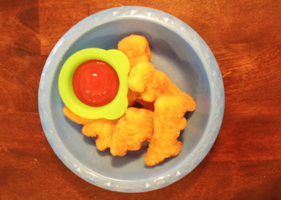 Dippy Cups for picky eaters | kids portion control