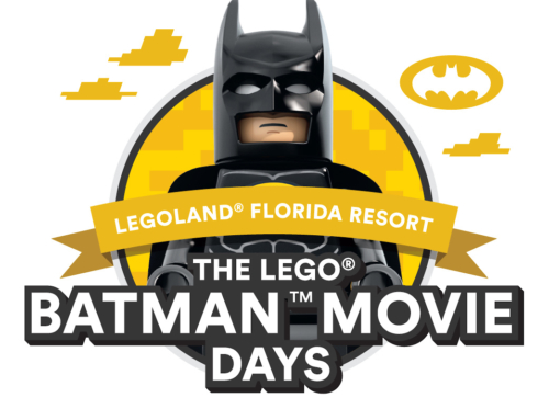 Get ready for LEGO Batman Movie Days at LEGOLAND Florida