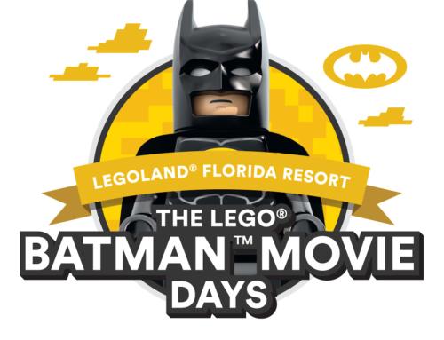 Get ready for LEGO Batman Movie Days at LEGOLAND Florida