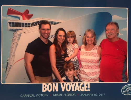 Cruising with kids aboard the Carnival Victory