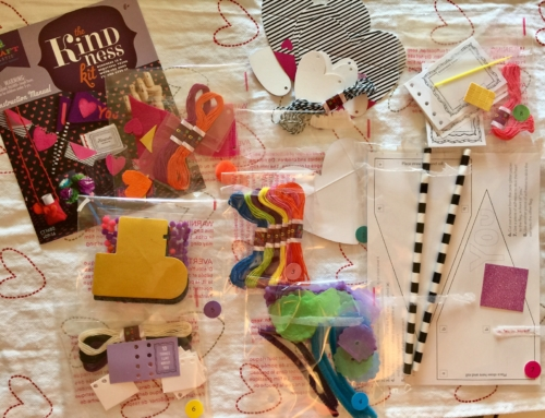 Kindness Craft Kit by Ann Williams