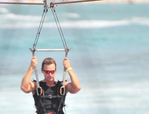 Dragon's Breath Flight is an amazing cruise excursion in Labadee, Haiti