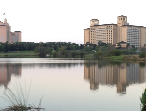 Why we skipped the theme parks to stay at the Ritz-Carlton Orlando, Grande Lakes all day