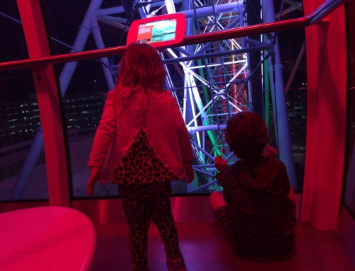 Visiting Orlando with kids, plan a day at the IDrive 360 complex