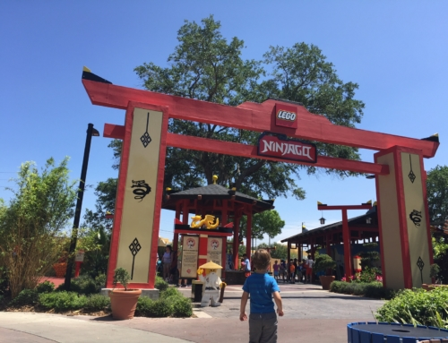 Early access to LEGO NINJAGO® World with a vacation at the LEGOLAND Beach Retreat resort.