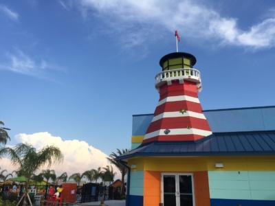 LEGOLAND Beach Retreat hotel | legoland hotel | acupful.com | Mandy Carter - travel blogger | family friendly hotel | #brickbeach | Legoland Florida | family travel