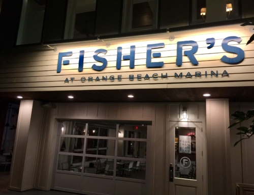 Visiting Alabama Beaches: Must Try Dishes at Fisher's at Orange Beach