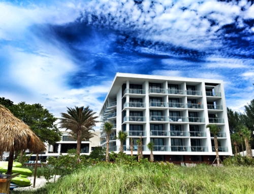 Zota Beach Resort in Longboat Key Florida