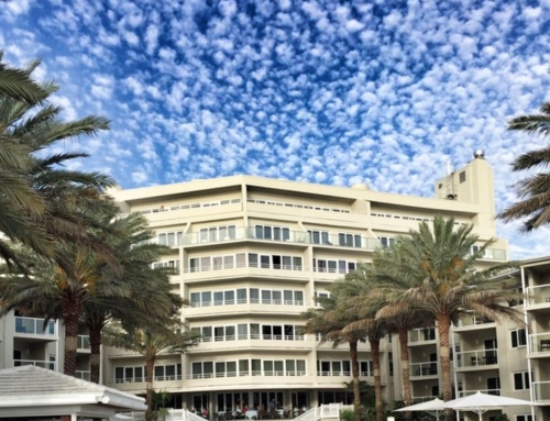 The Edgewater Beach Hotel in Naples, Fl review + photos