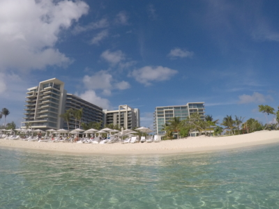 Kimpton Seafire Resort and Spa Grand Cayman | Seven Mile Beach Hotels | Best hotel in the Cayman Islands | Mandy Carter travel writer | Florida travel blog | Caribbean vacation ideas | Grand Cayman romantic hotel | luxury Cayman hotel | Acupful.com travel blog | Seafire hotel photos