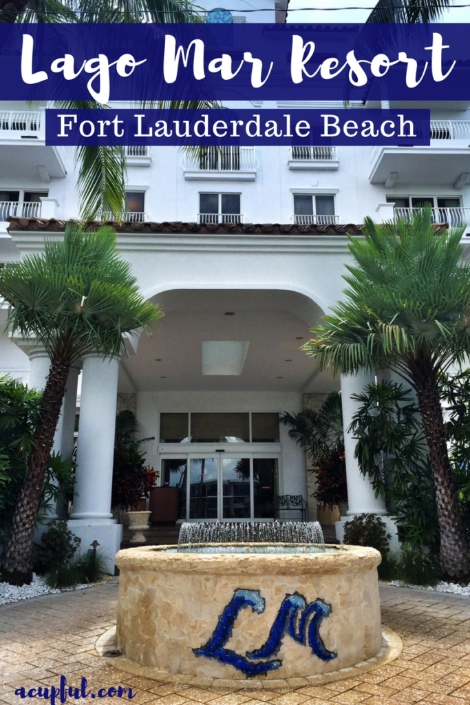 Lago Mar Fort Lauderdale Beach Hotel Review + Photos