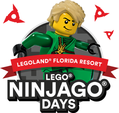 LEGOLAND Florida ninjago days | NINJAGO | legoland orlando | acupful travel blog | florida theme park tips | legoland tips