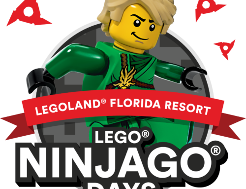 LEGOLAND Florida NINJAGO Days 2018