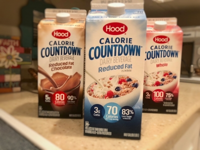 Milk substitute | Dairy beverage to replace milk with | Hood Calorie Countdown | Acupful.com | Family Lifestyle blogger Mandy Carter| healthy milk for kids