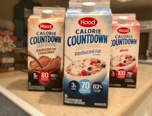 Hood Calorie Countdown: a dairy beverage we love for a healthier lifestyle + a coupon