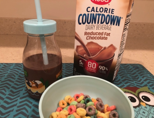Hood Calorie Countdown replaced milk in my home!